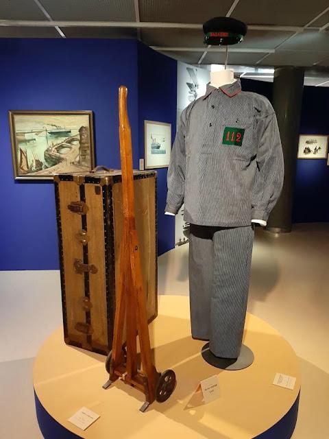 Exposition art déco paquebot Ile-de-France musée des années 30 espace landowski boulogne-billancourt