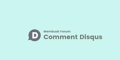 Cara Menampilkan Komentar Disqus di Halaman Static Blog