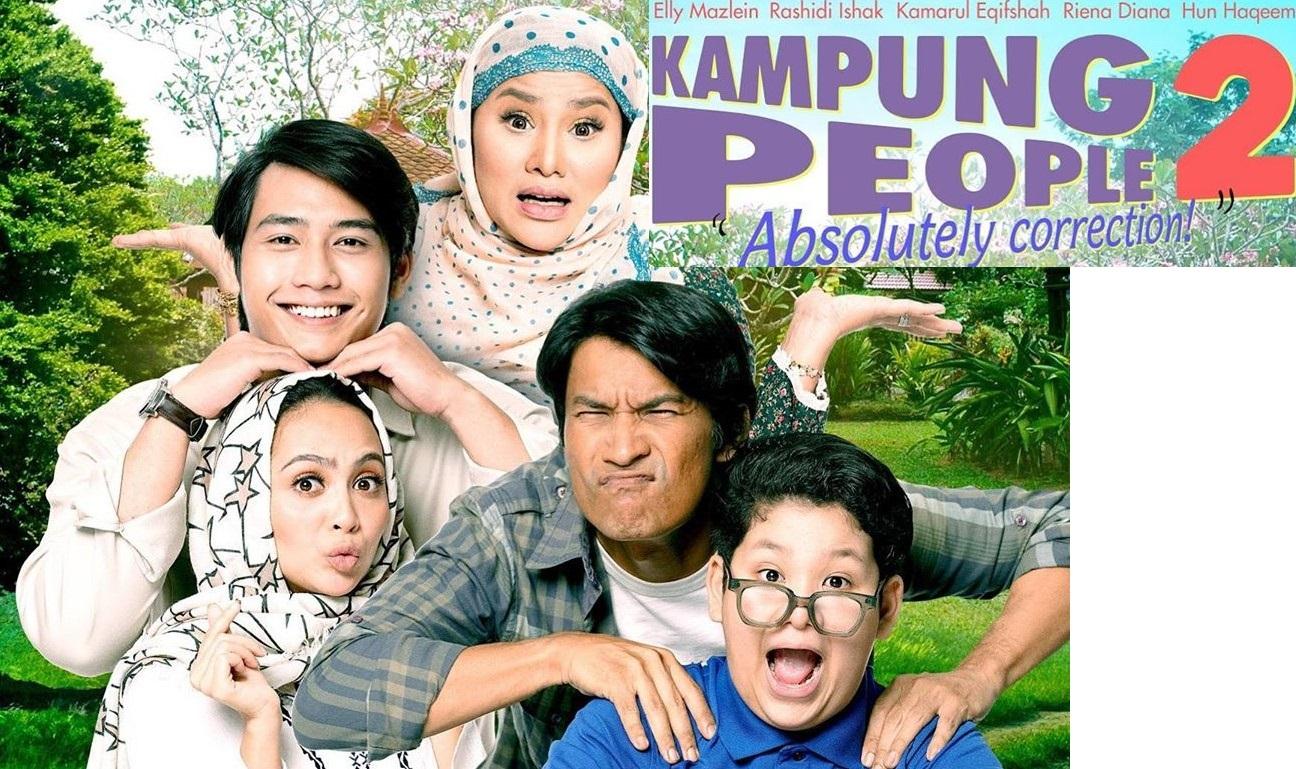 Kampung People 2 Episod 3