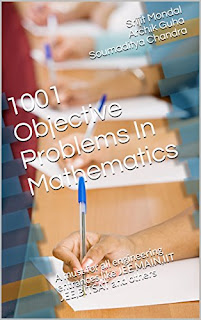 1001 Objective Problems In Mathematics For JEE Main[PDF]