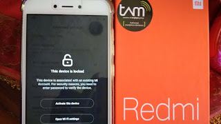Membuka Xiaomi Terkunci Yang Lupa Nomer Ponsel