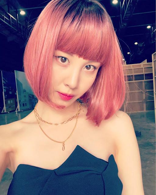 SNSD Seohyun Short Hair