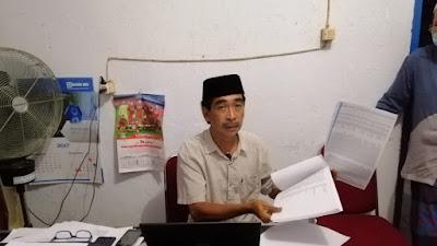 Kades Bontomanai Kabupaten Bulukumba Angkat Bicara Perihal Simpang Siur Penyaluran BST