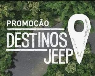 Cadastrar Promoção Destinos Jeep 2020 Viagens e Apple Smart Watch