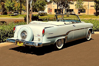 1952 Dodge Royal Convertible Rear