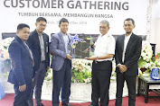 Manajer PLN UP3 Watampone Gelar Silaturahmi Dengan Bupati Wajo