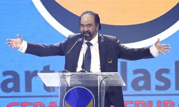 Sepertinya NasDem Tak Akan Bertahan Lama dalam Koalisi Pendukung Jokowi