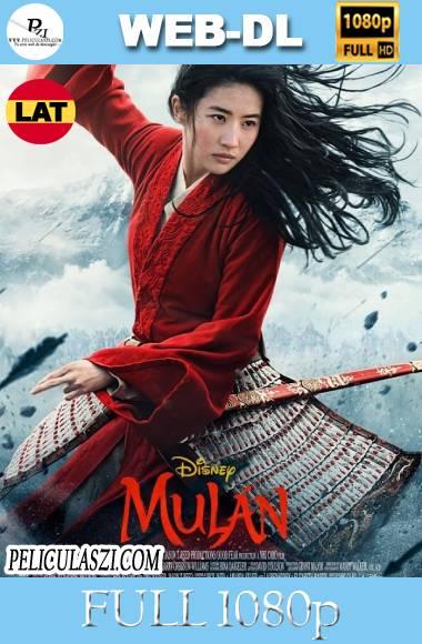 Mulan (2020) Full HD DNPS WEB-DL 1080p Dual-Latino