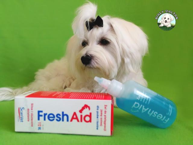żel do pielęgnacji jamy ustnej Fresh Aid