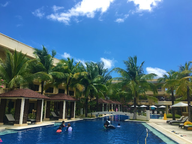 Henann Garden Resort is one of the best places to stay in Boracay Island