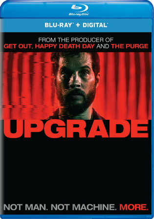 Upgrade 2018 BluRay 800MB Hindi Dual Audio 720p