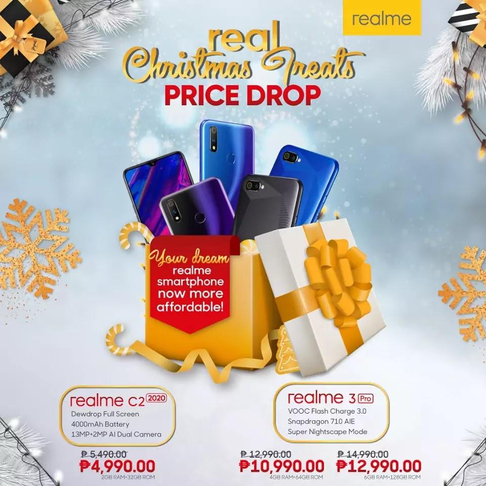 Real Christmas Treats Price Drop