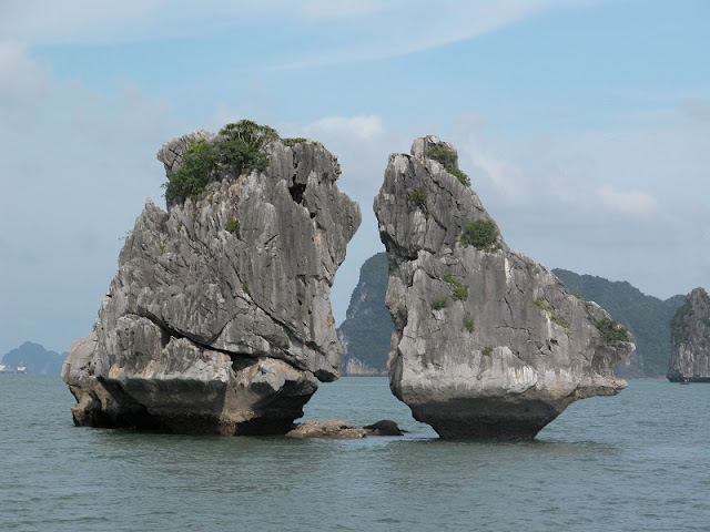 Admire Halong Bay - One of 7 World Natural Wonders 1
