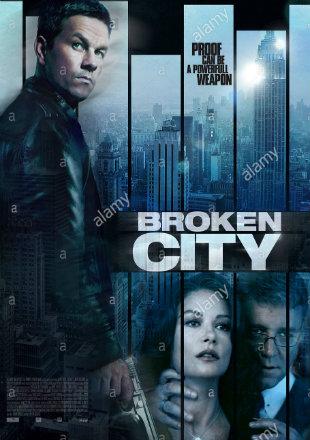 Broken City 2013 BRRip 1080p Hindi English Dual Audio