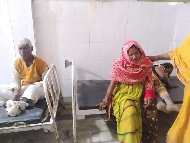 सौ रुपये बकाया को लेकर माधोपुर में मारपीट