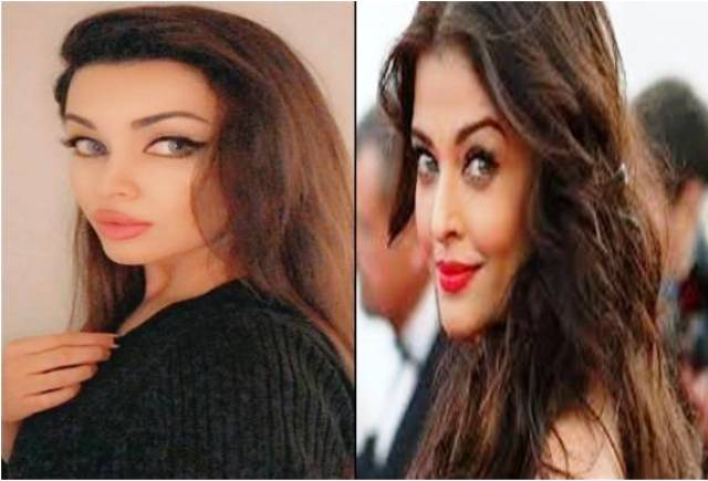 Filmmakers Offer Pakistani Aishwarya Rai for Acting