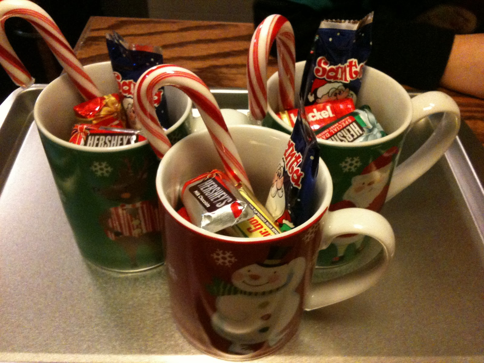 Keeping up with my Joneses: Christmas Countdown: Teacher Gifts
