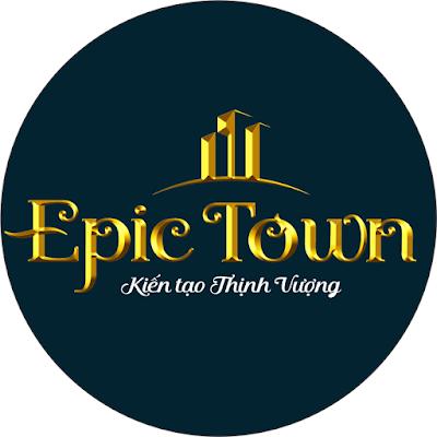 logo epic town điện thắng