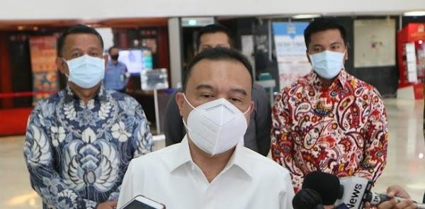Desak Jokowi Berhentikan Ahok Dari Pertamina, Dasco: Sikap Andre Dalam Koridor Sebagai Mitra Kerja DPR RI