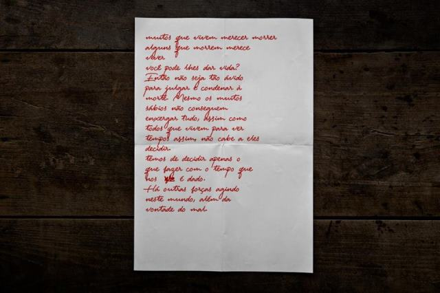 """Carta é encontrada em esconderijo de Lázaro: """"Muitas pessoas merecem morrer"""""""