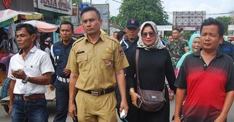 Blok I-IV Bakal Diresmikan Presiden Jokowi di Oktober 2017, Kesemrawutan di Pasar Raya Padang Akan Segera Teratasi