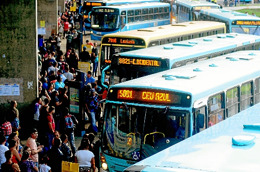 GDF assume gestão de transporte do Entorno