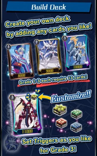 Vanguard Zero - Deck Building Guide