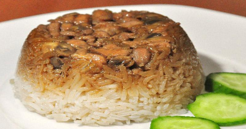 Resep Nasi Tim Daging Cocok Untuk Sarapan Pagi