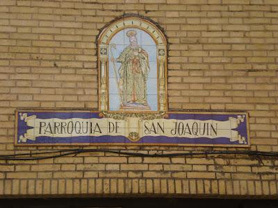 Parroquia San Joaquín Sevilla