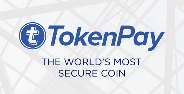Cara mendapatkan TPAY Coin Pada Event TokenPay ICO .