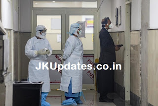 Coronavirus in Jammu Kashmir, Jammu And Kashmir News, Jammu Kashmir News, jkupdates news,