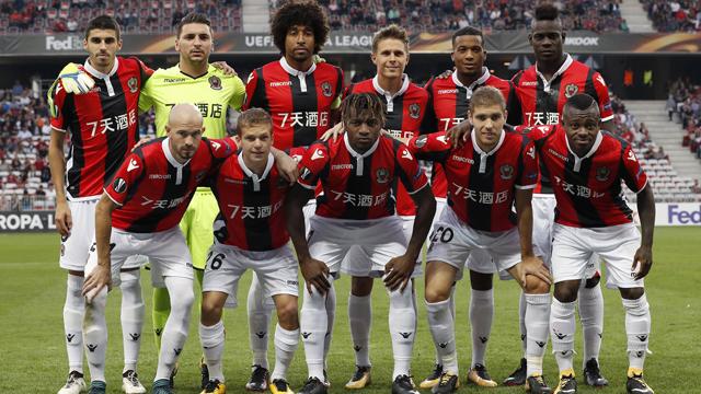 Fransa 1. ligi şampiyonları OGC Nizza - Kurgu Gücü