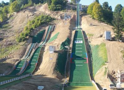 Relacja FIS Cup Rasnov