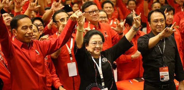 Megawati-Jokowi Dituduh PKI, Gde Siriana: Mungkin Karena Ekopol Pemerintah Condong Ke China