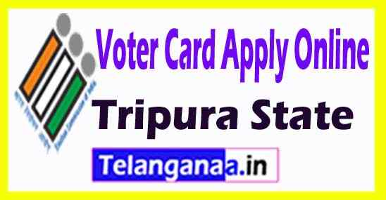 How to Apply Voter ID Card Online in Tripura State