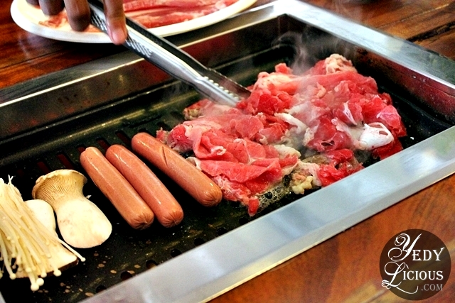 Grill Your Own Food at Lee Hak Korean Restaurant Kapitolyo