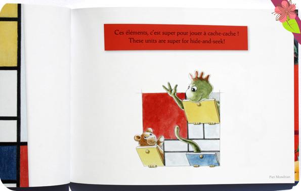 Rouge/Red de Hélène Kérillis et Guillaume Trannoy - Léon art & stories