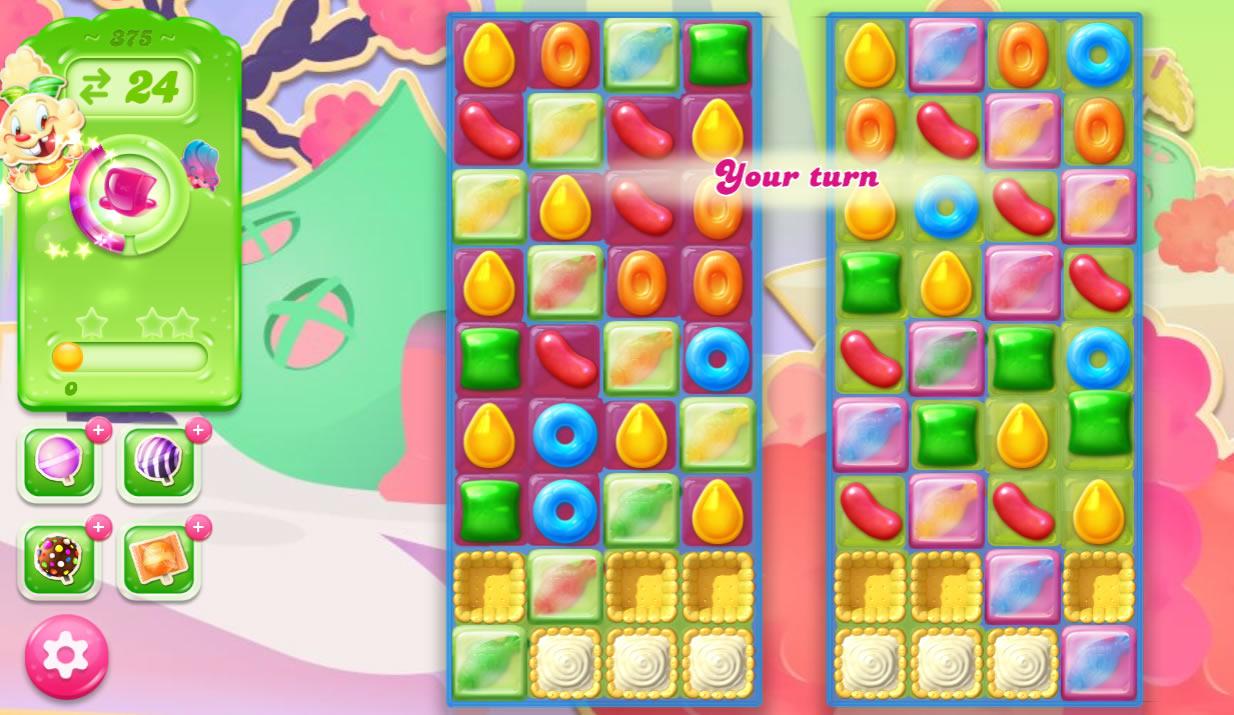 Candy Crush Jelly Saga saga 375