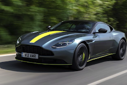 2019 Aston Martin DB11 AMR Review