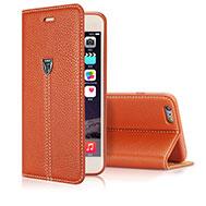 เคส-iPhone-7-เคส-iPhone-7-Plus-รุ่น-เคส-iPhone-7-,-7-Plus-ฝาพับหนัง-PU-นิ่ม-พร้อมขอบยึดเครื่องด้านในแบบนิ่ม-และช่องใส่บัตร