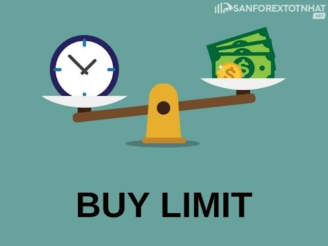 Sự khác nhau giữa lệnh Buy Limit và Sell Stop