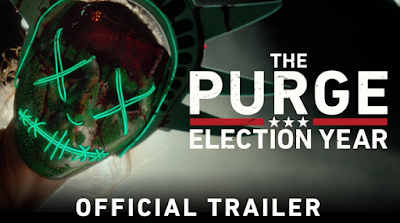 Sinopsis Film Terbaru The Purge: Election Year
