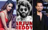 Shahid Kapoor New Upcoming movie Arjun Reddy remake latest poster release date star cast