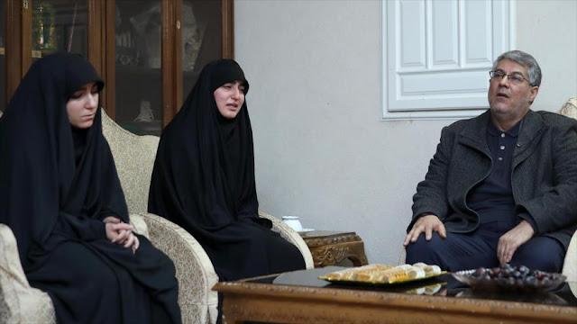 Hija de Soleimani asegura: Nasralá vengará asesinato de mi padre