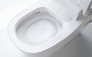 パナソニック,アラウーノ,トイレ