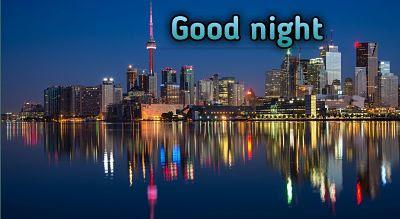 google good night image