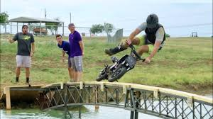 Dirt Bike Battle   Dude Perfect