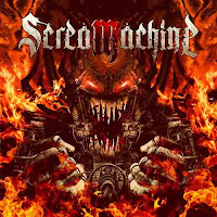 Ο ομώνυμος δίσκος των ScreaMachine