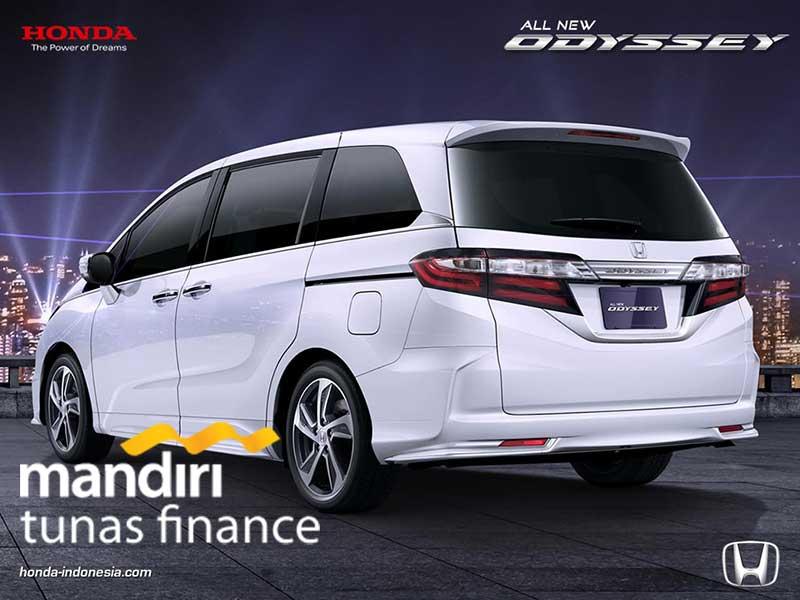 Kredit Mobil Honda Odyssey Bandung