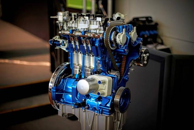 New Fiesta 2017 Ecoboost - motor